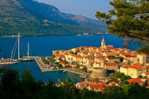 Korčula – biser Južne Dalmacije