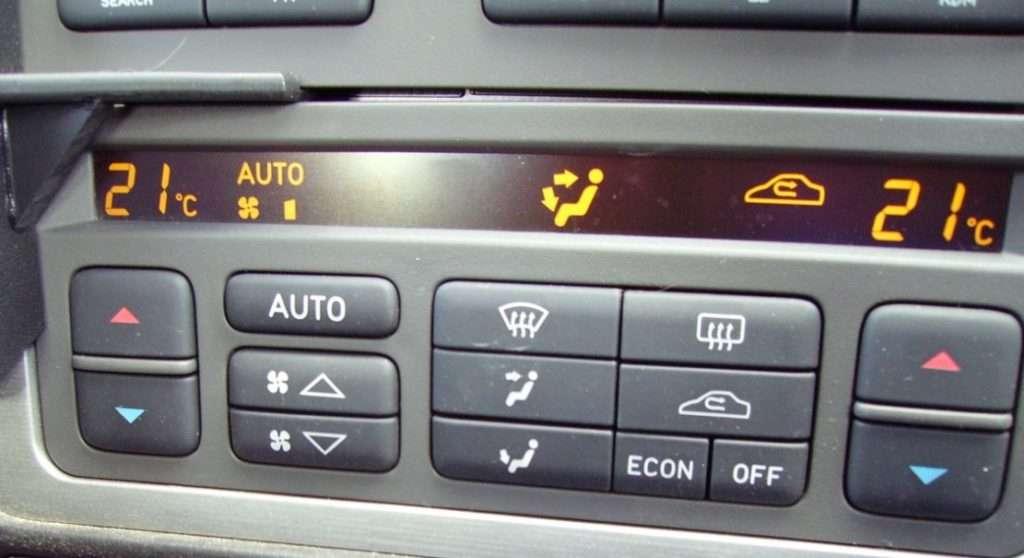 Auto klima