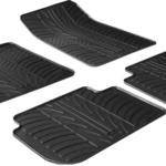 Gumeni tepisi za auto su odlična zaštita