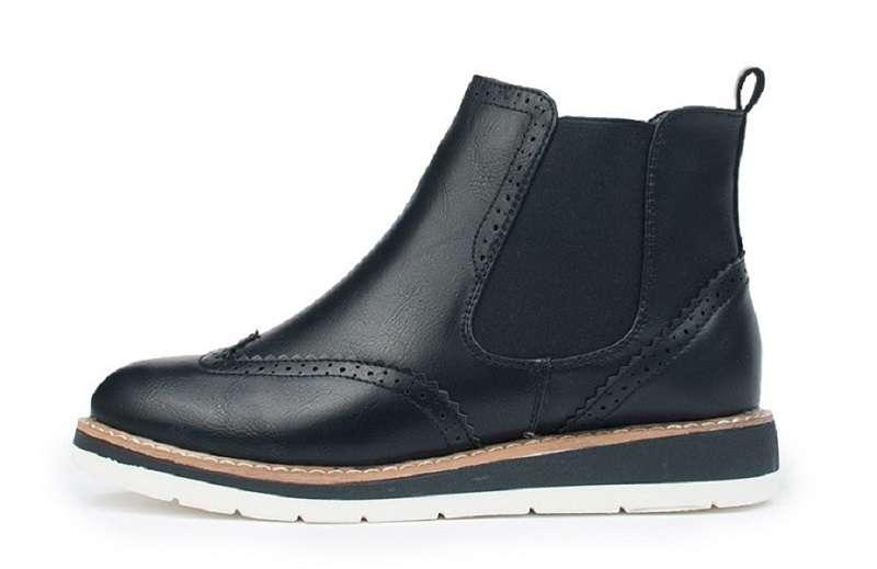 Ženske cipele: Gležnjače Tracy crne