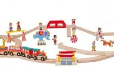 Drveni vlakovi su mnogima simbol djetinjstva