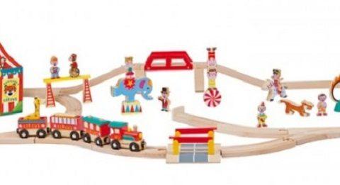 Drveni vlakovi