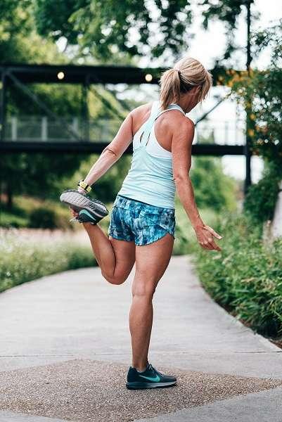 Učvrstite mišiće na nogama