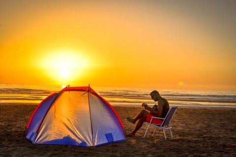 Kkoja vam je oprema za kampiranje potrebna