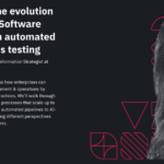 Live predavanje: The Evolution and Future of Software Testing - From Automated to Autonomous Testing