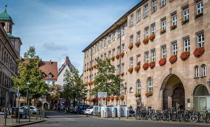 Središte grada Nurneberg