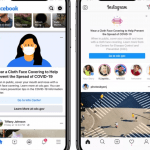 Facebook i Instagram će korisnike upozoravati da nose masku