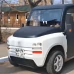 Prvi ruski gradski električni automobil nije baš neki ljepotan, ali koštat će samo 5 tisuća eura