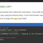 Tužba zbog kopirane rečenice s web-stranice?