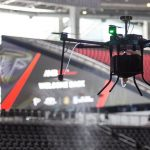 U Atlanti koriste dronove za dezinfekciju stadiona prije utakmica američkog nogometa