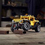 Jeep Wrangler dobio svoju LEGO izvedenicu