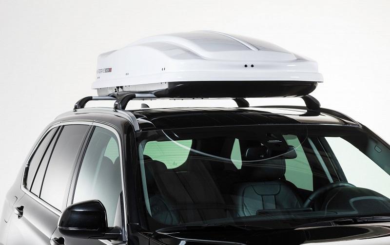 Moderna krovna kutija za auto