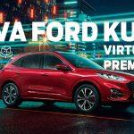 Upoznajte novu Ford Kugu putem virtualne 3D premijere