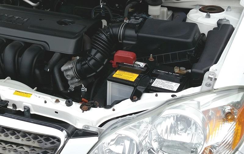 Autoelektrika - akumulator