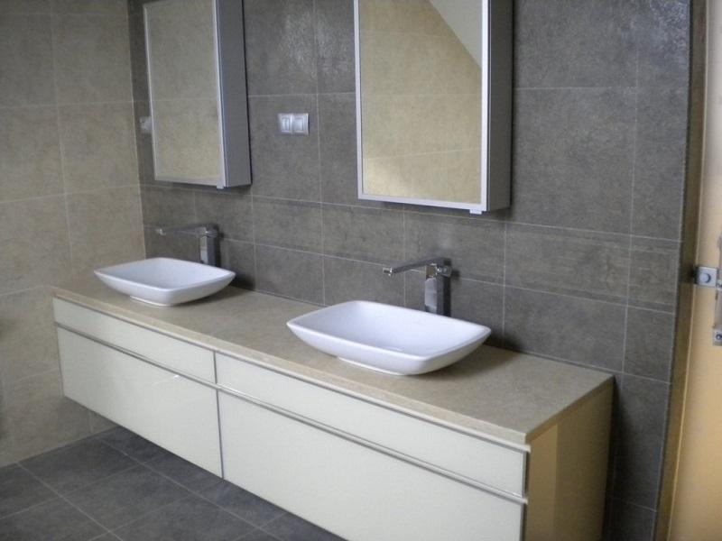Prirodni kamen u kupaonici